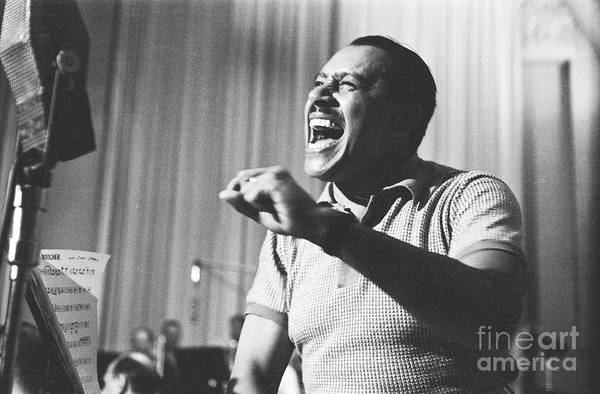 Wall Art - Photograph - Cab Calloway by The Harrington Collection