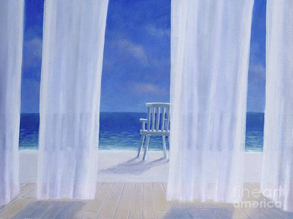 Wall Art - Painting - Cabana by Lincoln Seligman