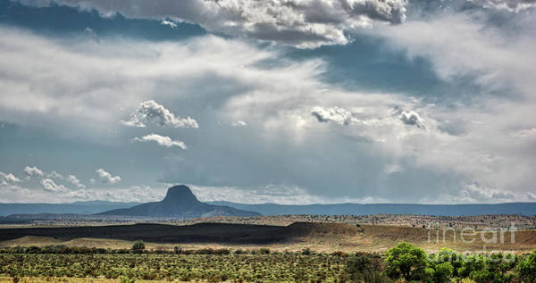 Photograph - Cabezon Peak by Susan Warren
