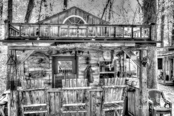 Photograph - Cabin In The Country by Paul W Faust - Impressions of Light