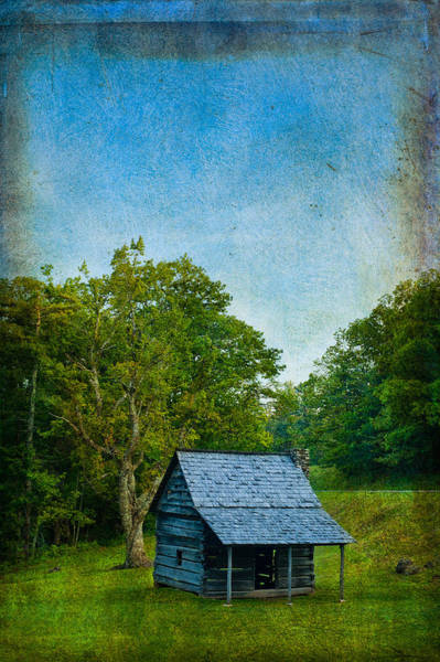 Photograph - Cabin On The Blue Ridge Parkway - 12 by Joye Ardyn Durham