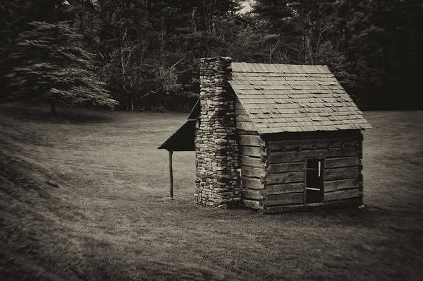 Photograph - Cabin On The Blue Ridge Parkway - 2 by Joye Ardyn Durham