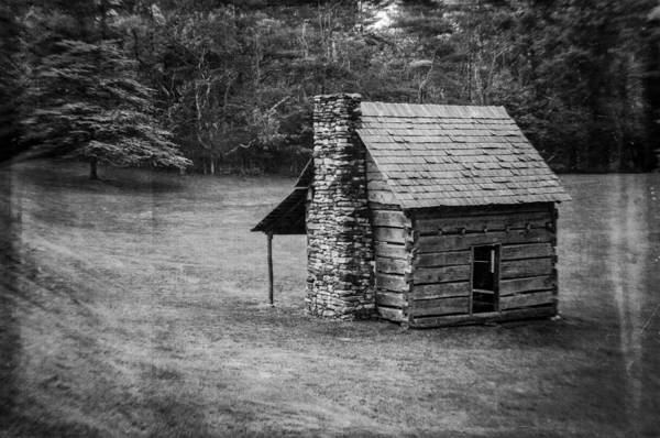 Photograph - Cabin On The Blue Ridge Parkway - 5 by Joye Ardyn Durham