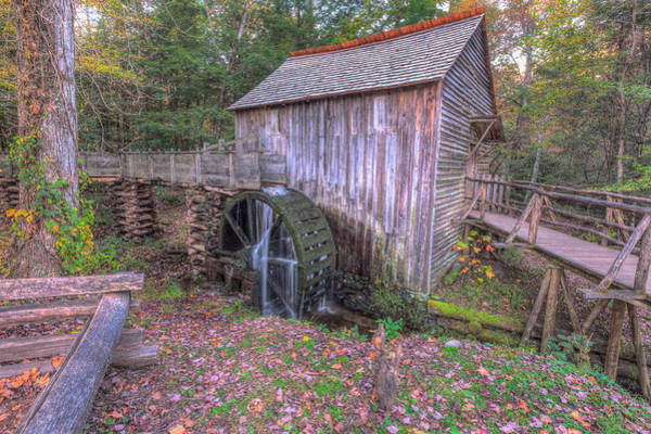 Photograph - Cable Mill by Paul Schultz