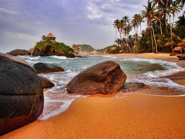 Art Print featuring the photograph Cabo San Juan by Skip Hunt