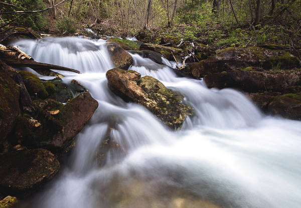 Wall Art - Photograph - Cabot Head Waterfall by Cale Best