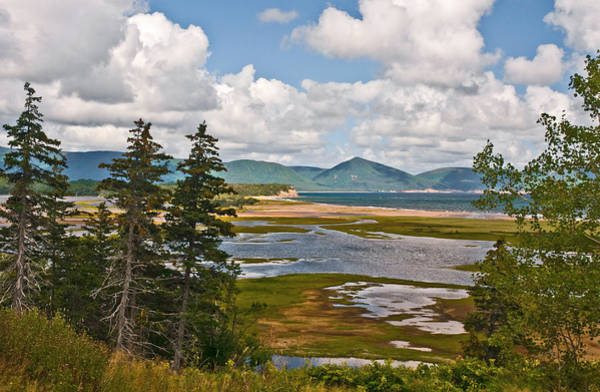 Photograph - Cabot Trail In Nova Scotia by Ginger Wakem