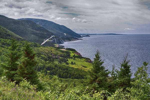 Photograph - Cabot Trail by Tatiana Travelways