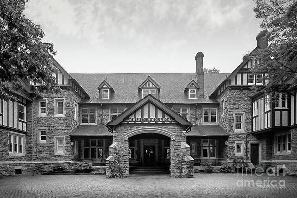 Photograph - Cabrini University The Mansion by University Icons