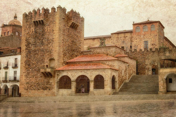 Wall Art - Photograph - Caceres Spain by Joan Carroll