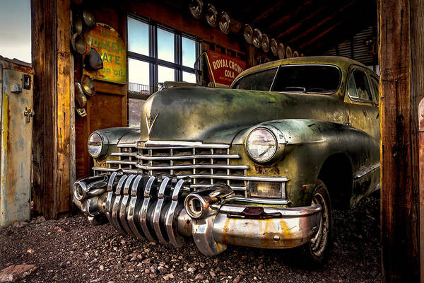 Photograph - Caddy Shack by Ryan Smith