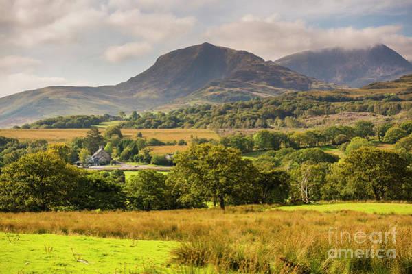 Photograph - Cader Idris Snowdonia Wales by Keith Morris