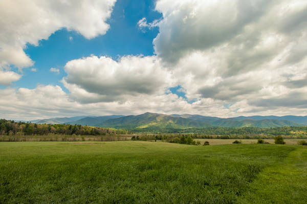 Photograph - Cades Cove by Brenda Jacobs
