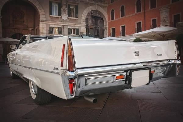 Cadillac Photograph - Cadillac Coupe De Ville by Carol Japp
