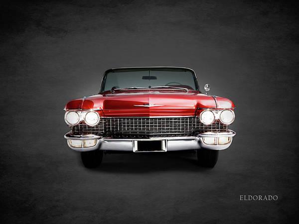 Eldorado Photograph - Cadillac Eldorado by Mark Rogan