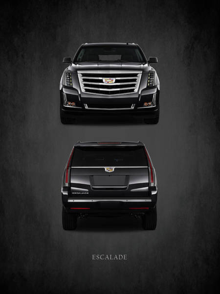 Cadillac Photograph - Cadillac Escalade by Mark Rogan