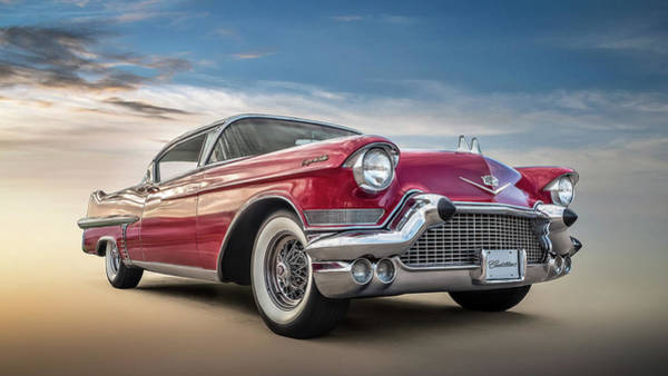 Collector Digital Art - Cadillac Jack by Douglas Pittman