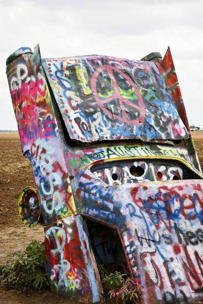 Photograph - Cadillac Ranch by Marilyn Hunt