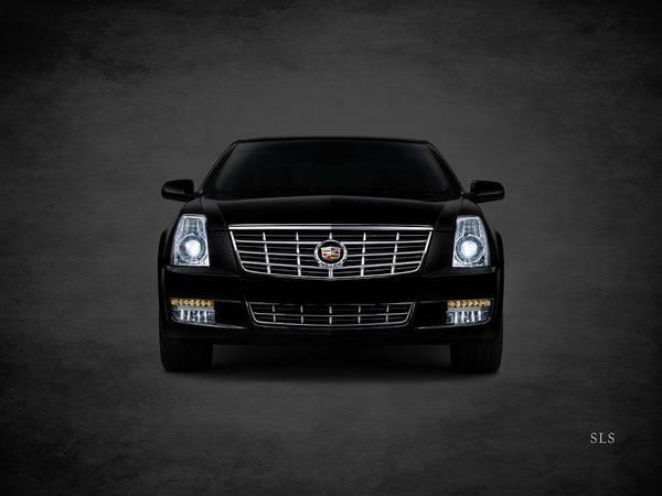 Cadillac Photograph - Cadillac Sls by Mark Rogan