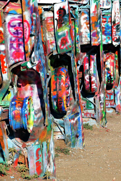 Mother Road Wall Art - Photograph - Cadillac Style by Ricky Barnard