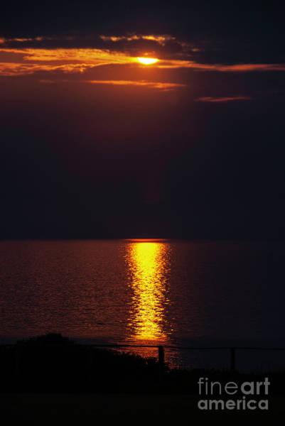 Photograph - Caernarfon Bay Sunset by James Lavott