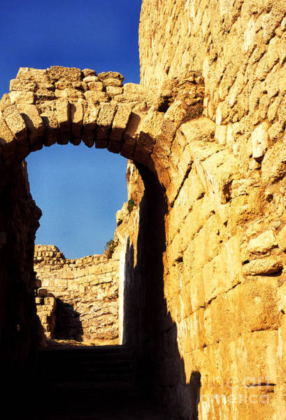 Photograph - Caesarea by Thomas R Fletcher