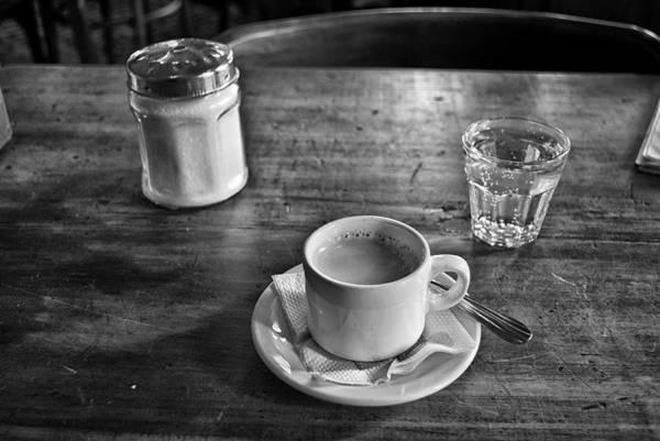 Cabildo Wall Art - Photograph - Cafe De Buenos Aires by Hans Wolfgang Muller Leg