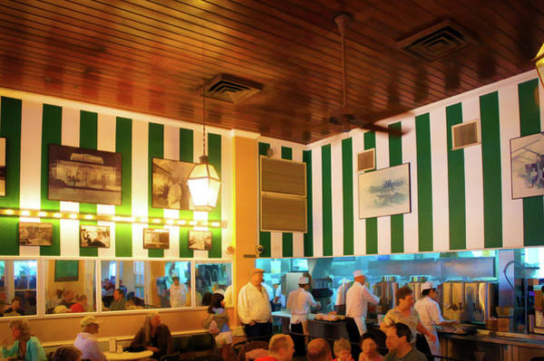 Wall Art - Photograph - Cafe Du Monde In French Quarter, New Orleans by Art Spectrum