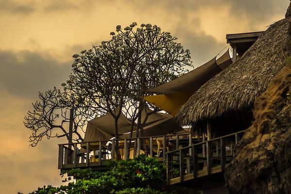 La Libertad Photograph - Cafe Sunzal I by Totto Ponce