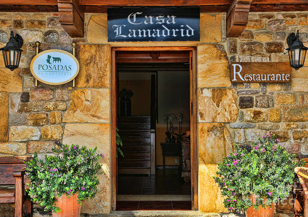 Photograph - Cahecho 155a7830 Casa Lamadrid by Diana Raquel Sainz