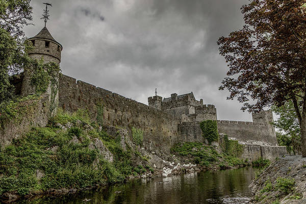 Photograph - Cahir Castle 1418 by Teresa Wilson