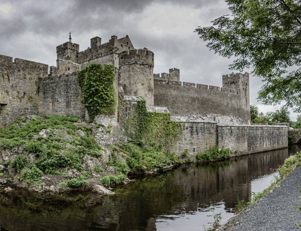 Photograph - Cahir Castle by Teresa Wilson