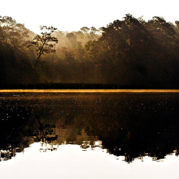 Photograph - Cahooque Creek Sunrise by Bob Decker