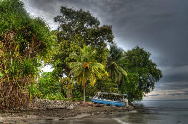Cahuita Photograph - Cahuita Beach by Robert Kaler
