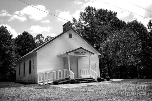 Pioneer School Photograph - Caio School House B by John Myers