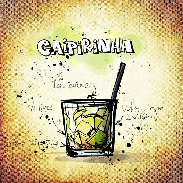 Digital Art - Caipirinha by Movie Poster Prints