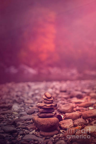 Photograph - Cairn by Tim Wemple