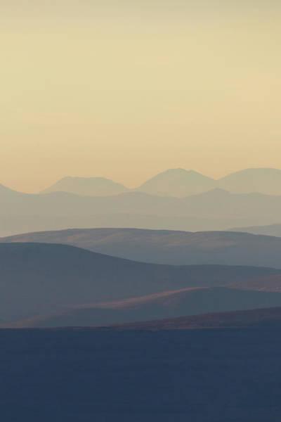 Cairngorms Sunset Art Print