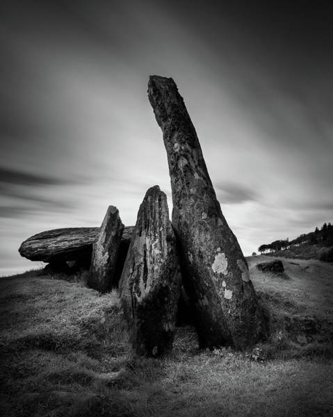 Galloway Wall Art - Photograph - Cairnholy II by Dave Bowman