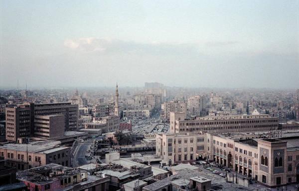 Photograph - Cairo Circa 1987 by Pete Hendley