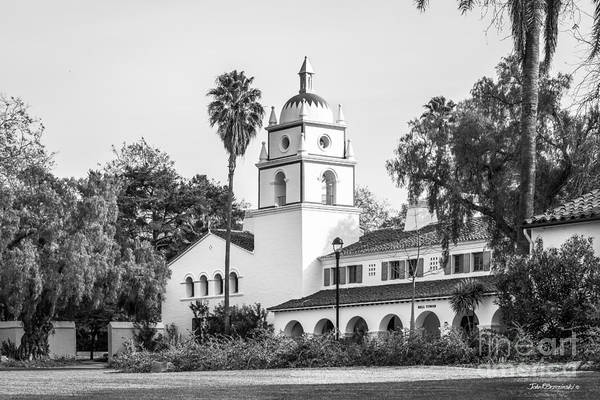 Photograph - Cal State University Channel Islands Bell Tower by University Icons