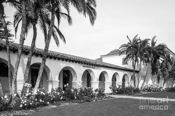 Photograph - Cal State University Channel Islands University Hall Entrance by University Icons