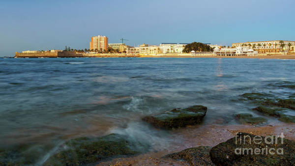 Photograph - Caleta Beach And Spa Cadiz Spain by Pablo Avanzini