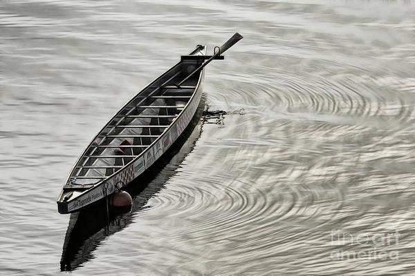 Photograph - Calgary Dragon Boat by Brad Allen Fine Art