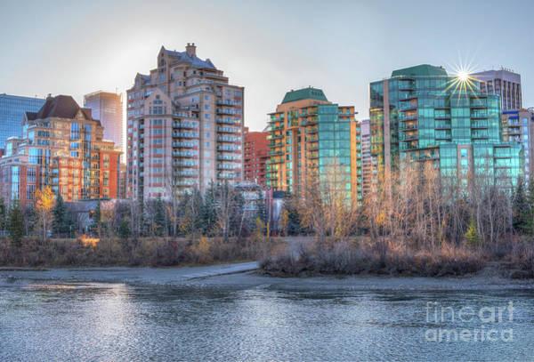 Wall Art - Photograph - Calgary  by Juli Scalzi