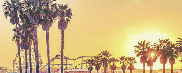 Beach City Photograph - Cali Vibes by Az Jackson