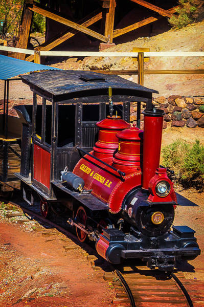Wall Art - Photograph - Calico Odessa Number 5 Train by Garry Gay