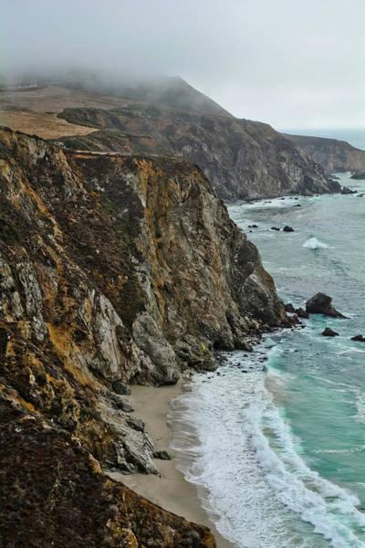Photograph - California Big Sur Coast Portrait by Kyle Hanson