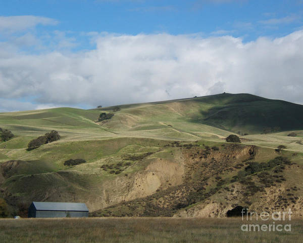 Photograph - California Countryside Photograph by Kristen Fox