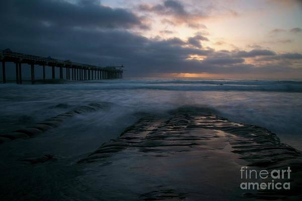 Scripps Pier Photograph - California Dreamin' by Michael White